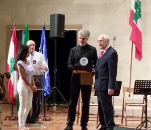 Arab Academy of Music Composition Award Ceremeny - USEK Lebanon