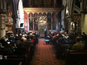 Voices for Peace - Aramaic Chants & Classical Music from Iraq - St Barnabas church, London